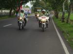 Patroli daerah rawan laka